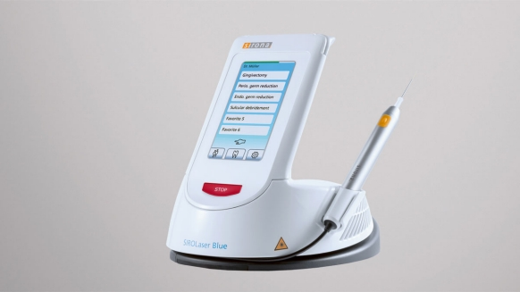 Dental Diodenlaser Sirolaser Blue